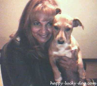 Dog owner and her beloved pet whot died in a tragic way.