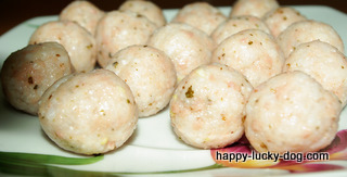 Delicious rise balls